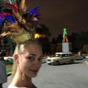 Подробнее: У Оксаны Акиньшиной появились необыкновенные способности