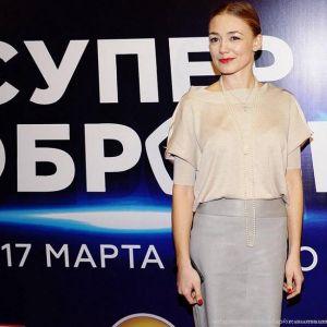 Подробнее: Оксана Акиньшина надела неудачный наряд на премьеру «СуперБобровых»