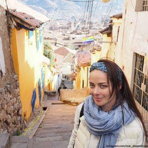 Подробнее: Марина Александрова поделилась впечатлениями и фото из путешествия по Южной Америке