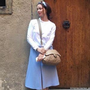 Подробнее: Марина Александрова отправилась с подругами-актрисами на девичник в Прагу