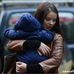 Подробнее: Марина Александрова с малышом снималась на съемках все «Включено 2»