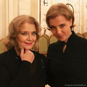 Подробнее: Ирине Алферовой дали необычное прозвище в театре «Ленком»