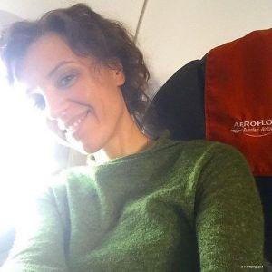 Подробнее: Ксения Алферова улетела в Париж