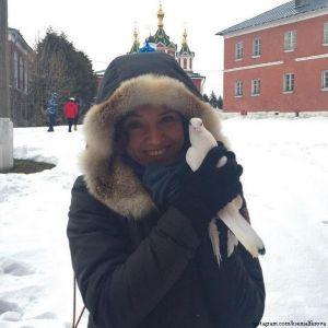 Подробнее: Сегодня Ксения Алферова отмечает именины