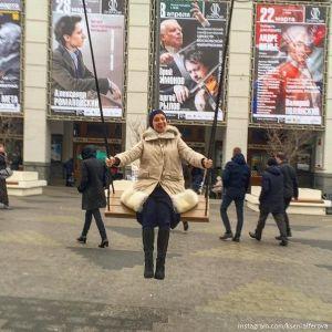 Подробнее: Ксения Алферова нашла простой способ борьбы со стрессом