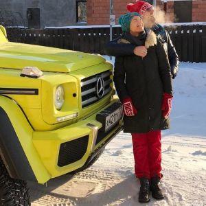 Подробнее: Ксения Алферова и Егор Бероев показали свой отдых в Англии (видео)