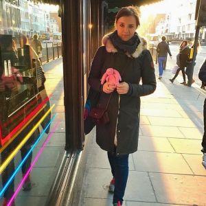 Подробнее: Ксения Алферова травмировала ногу на съемках фильма