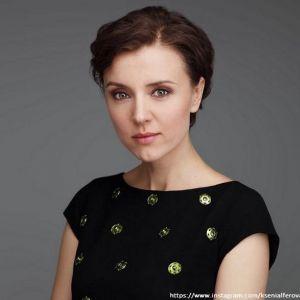 Подробнее: Ксения Алферова скорбит о близком человеке