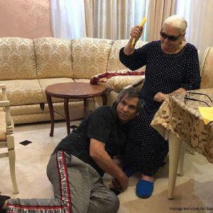 Подробнее: Бари Алибасов пытается восстановить отношения Лидии Федосеевой-Шукшиной с дочерьми