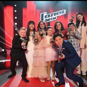 Подробнее: Дочка певицы Алсу не потеряла статус победительницы детского «Голоса»