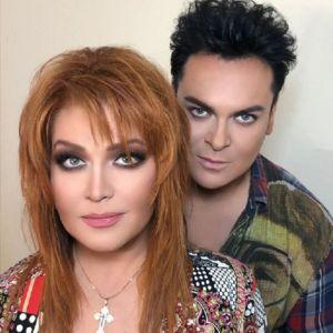 Подробнее: Певица Анастасия зарегистрировала восьмой брак с коллегой Юлианом