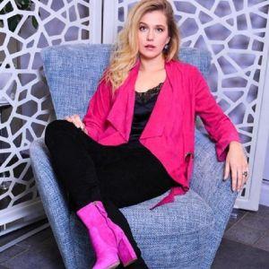 Подробнее: Карина Андоленко рассказала о своем идеале мужчины
