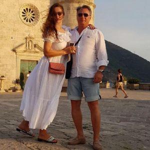 Подробнее: Сербскому бизнесмену ради Екатерины Андреевой пришлось полюбить  ее кота