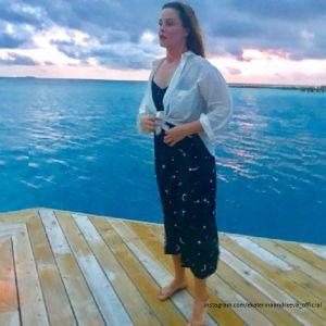 Подробнее: Екатерина Андреева не раскрывает свой настоящий возраст