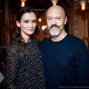 Подробнее:  Бондарчук  и Андреева впервые снялись вместе для обложки глянца