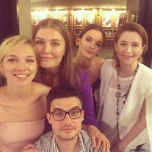 Подробнее: Паулина Андреева, Юлия Снигирь и другие звезды на закрытой вечеринке в МХТ