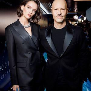 Подробнее: Паулина Андреева вместе с Федором Бондарчуком появилась на премьере его фильма «Вторжение»