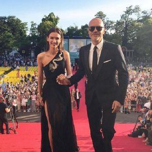 Подробнее: Паулина Андреева и Федор Бондарчук впервые вместе прошлись по красной дорожке