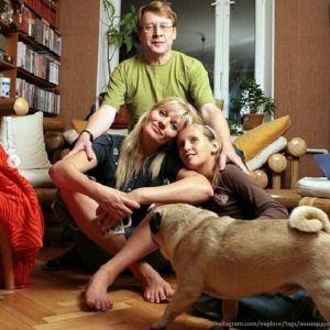 Подробнее: Анна Ардова оставила мужа, больного раком, ради нового возлюбленного