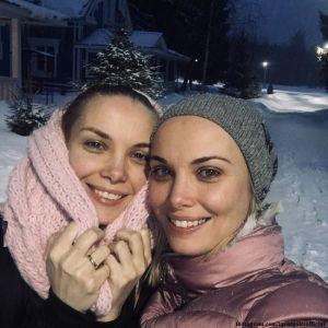 Подробнее: Ольга Арнтгольц впервые поделилась совместным фото сына и дочери