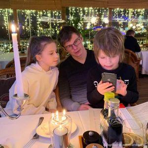 Подробнее: Андрей Аршавин сводил детей от Юлии Барановской в музей