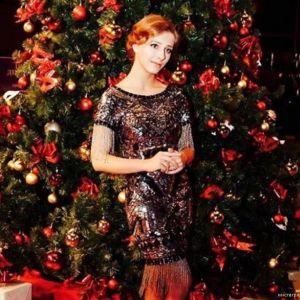 Подробнее: Елизавета Арзамасова снова ощутила себя ребенком около новогодней елки