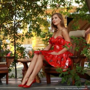 Подробнее: Елизавета Арзамасова поделилась фото в купальнике