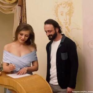 Подробнее: Елизавета Арзамасова зарегистрировала брак с Ильей Авербухом