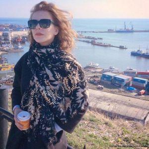 Подробнее: Елизавету Арзамасову поразил Сахалин и отец Влада Галкина