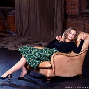 Подробнее: Елизавета Арзамасова предстала в откровенном образе