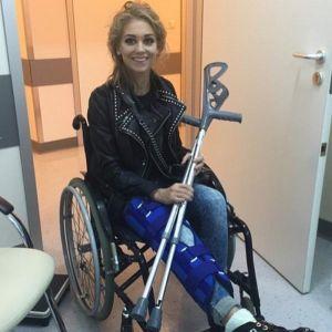 Подробнее: Кристина Асмус перенесла серьезную операцию