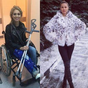 Подробнее: Кристина Асмус уступила свое место в очереди в  травмпункт Виктории Боне