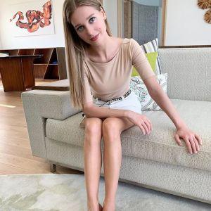 Подробнее: Актриса Кристина Асмус получила шрам на ноге