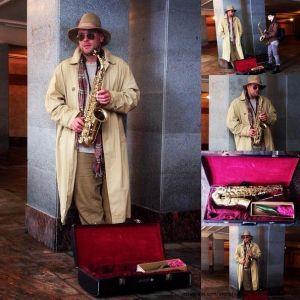 Подробнее: Максим Аверин очень «привязался» к саксофону