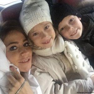 Подробнее: Дети Юлии Барановской помогают маме, снимаясь в рекламе Adidas