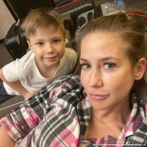 Подробнее: Юлия Барановская показала забавный конфуз сына