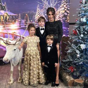 Подробнее: Юлия Барановская поделилась детскими воспоминаниями о Новом годе