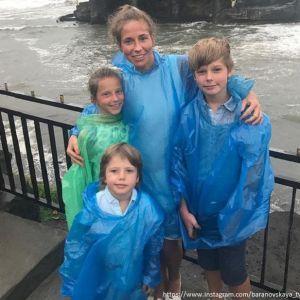 Подробнее: Юлия Барановская кайфует с детьми на Бали