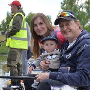 Подробнее: Марат Башаров взял жену и 10-месячного сына на актерскую рыбалку