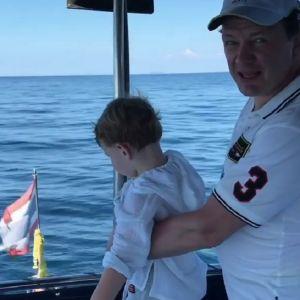 Подробнее: Марат Башаров воссоединился с семьей в Таиланде (видео)