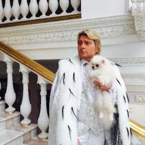 Подробнее: Николай Басков замахнулся на роль поп-короля