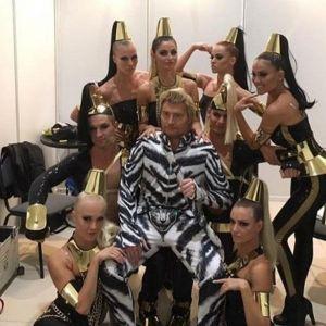 Подробнее: Шок, Николай Басков не рычит, не мяукает, но очень похож... (видео)