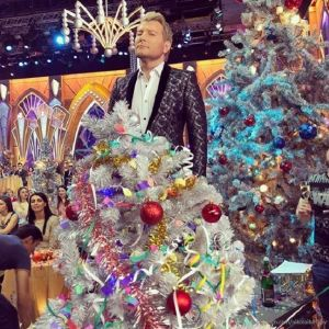 Подробнее: Все бывшие девушки  получают от Николая Баскова новогодние подарки, кроме одной