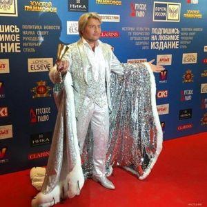 Подробнее: Николай Басков ослепил всех на вручении премии «Золотой граммофон»