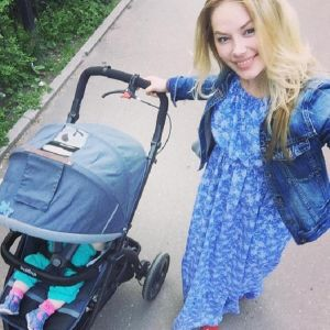 Подробнее: Зоя Бербер отметила первое день рождения дочери