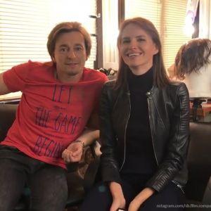 Фото Анна Матисон рассказала об отношениях с Сергеем Безруковым