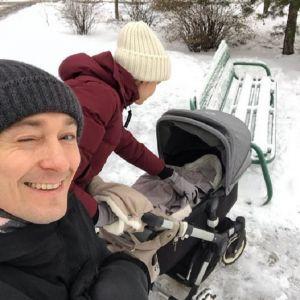 Подробнее: Сергей Безруков показал, как провел выходные с женой и детьми