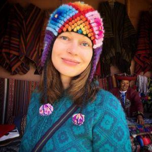 Подробнее: Ирина Безрукова забралась в таинственный город