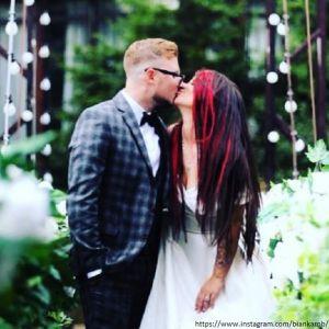 Подробнее: Певица Бьянка сыграла скромную свадьбу (фото)