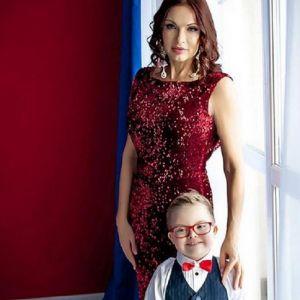Подробнее: Эвелина Бледанс вместе с сыном снимается в кино